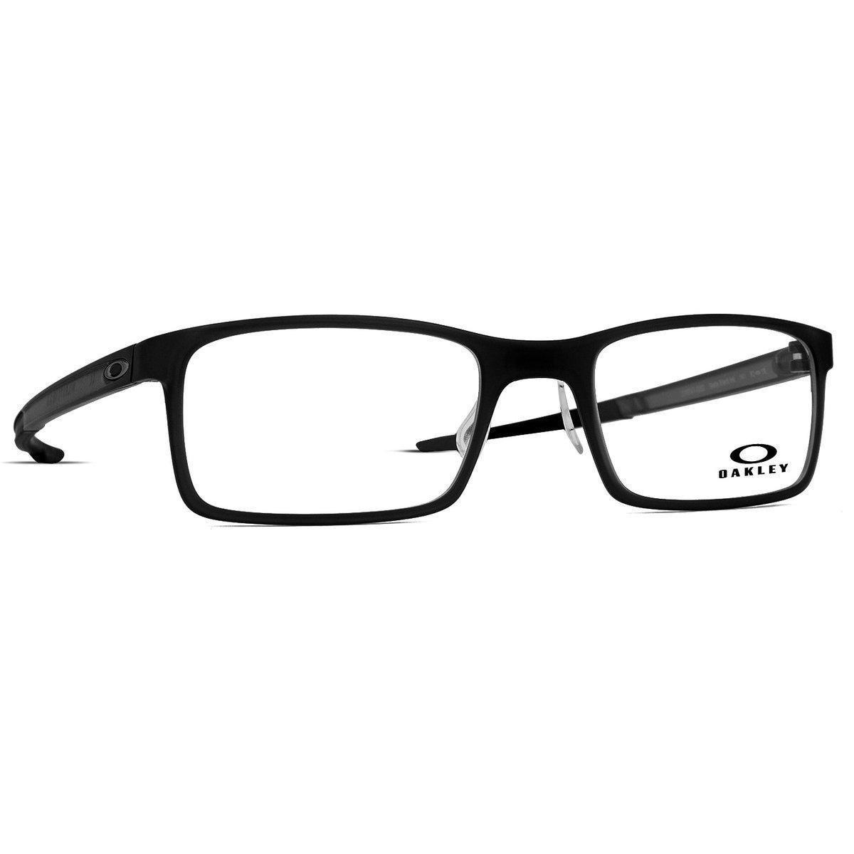 9ea5796613e75 Armação Óculos de Grau Oakley Milestone 2.0 OX8047-01-52 - Compre ...
