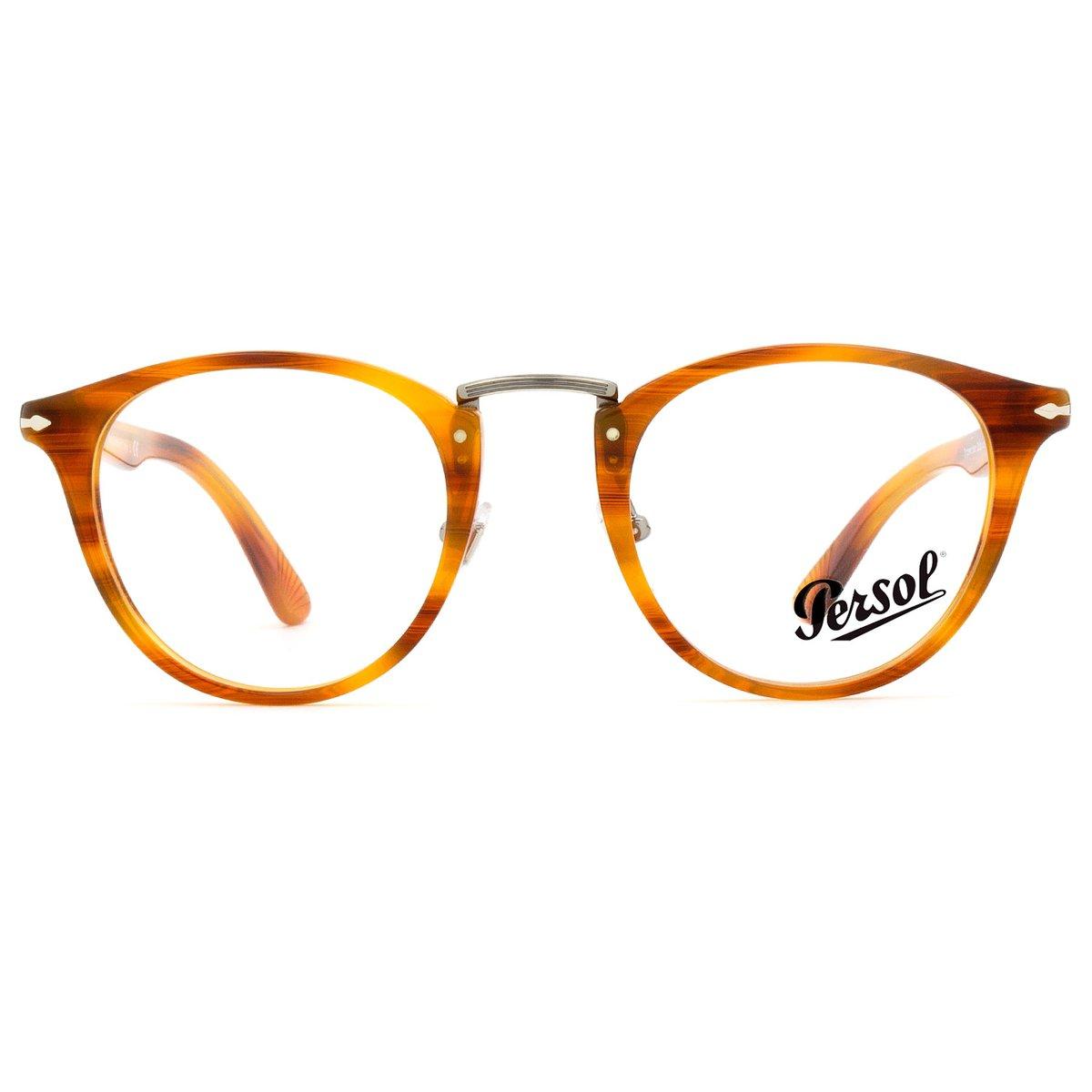 7d04107f7 Armação Óculos de Grau Persol Typewriter PO3107V 960-49 | Zattini