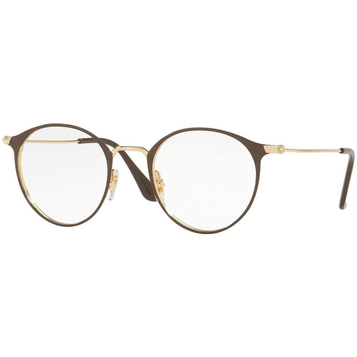Armação Óculos de Grau Ray Ban RX6378 2905-49 . bac85a8c4c