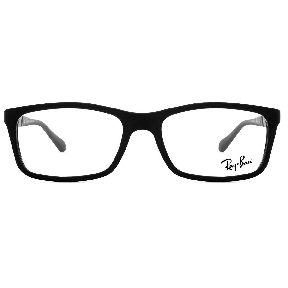 e03281898c2cd Armação Óculos de Grau Ray Ban RX7040L-5196-53 - Preto