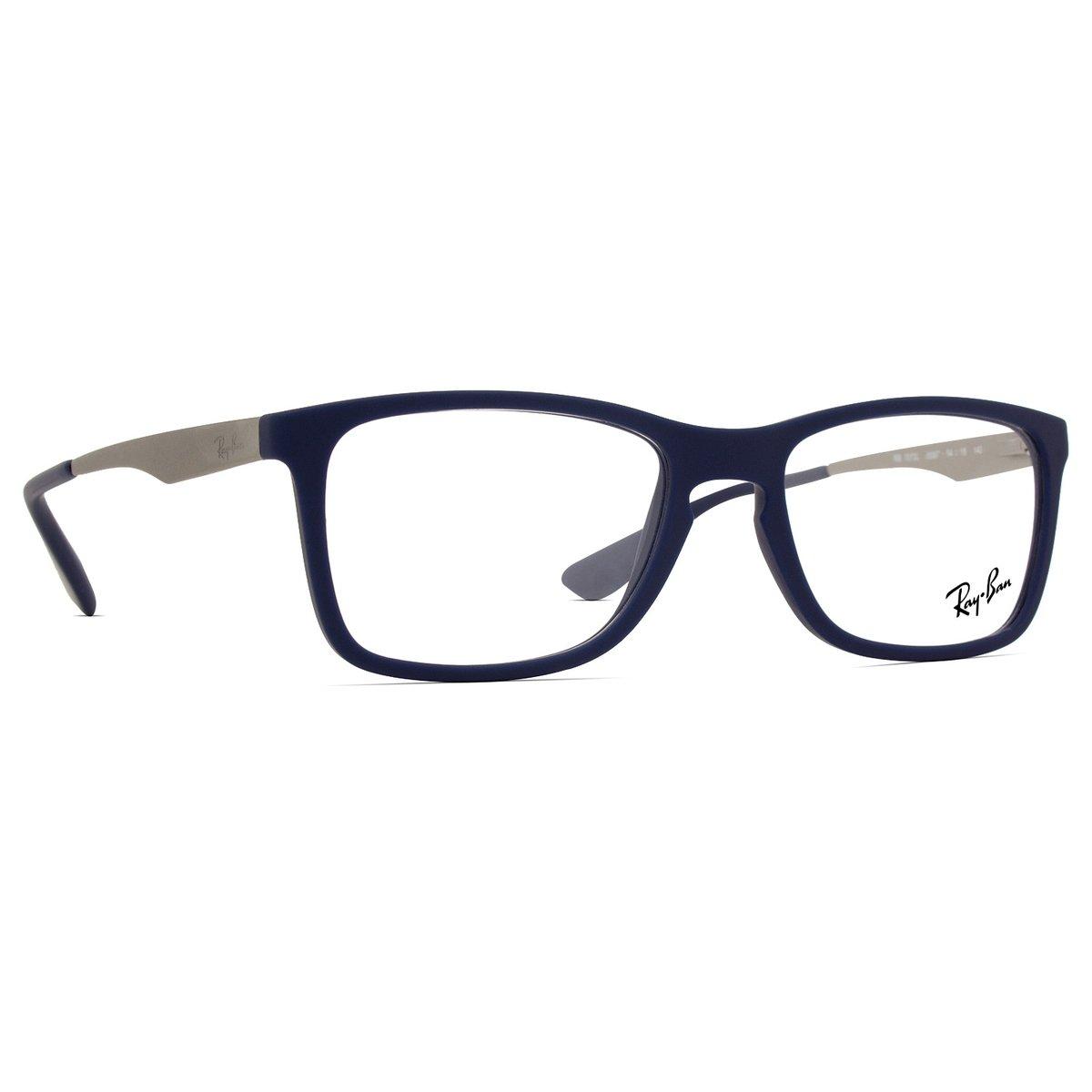 d210e74bfb33d Armação Óculos de Grau Ray Ban RX7072L 5587-54 - Compre Agora   Zattini