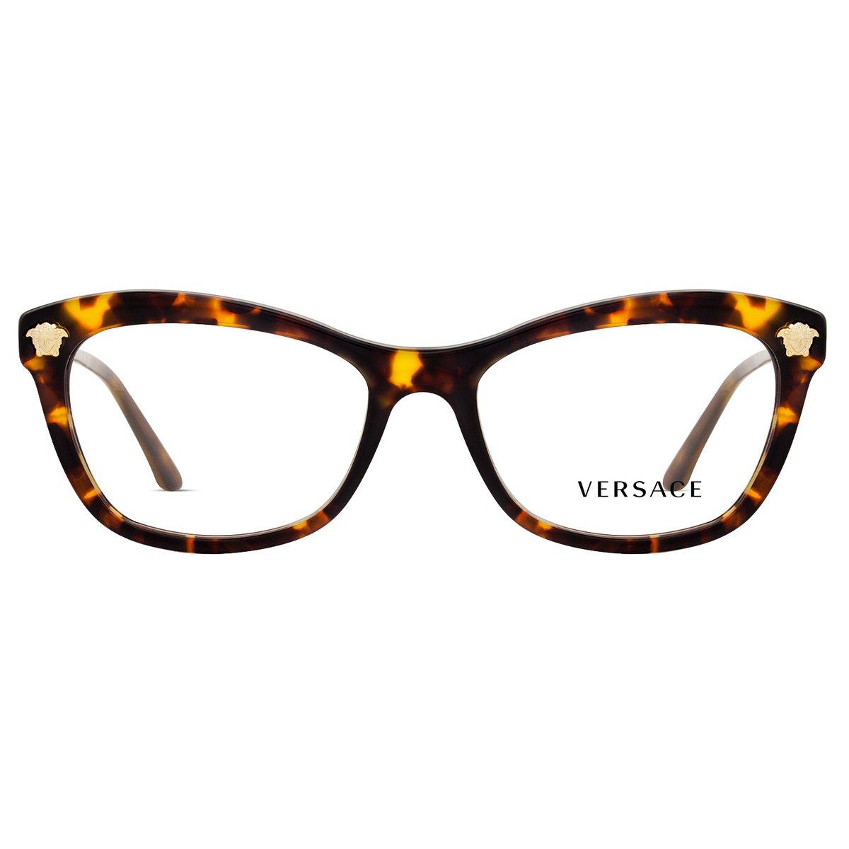 Armação Óculos de Grau Versace VE3224 5148-54 - Compre Agora   Zattini f2ec2de86a