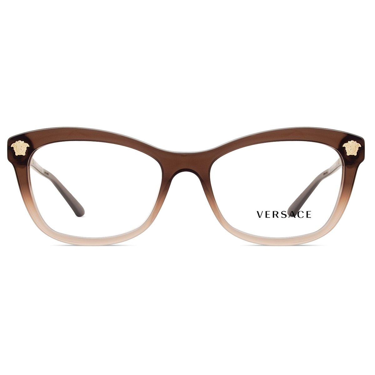 Armação Óculos de Grau Versace VE3224 5165-54 - Compre Agora   Zattini 567e2ecb07