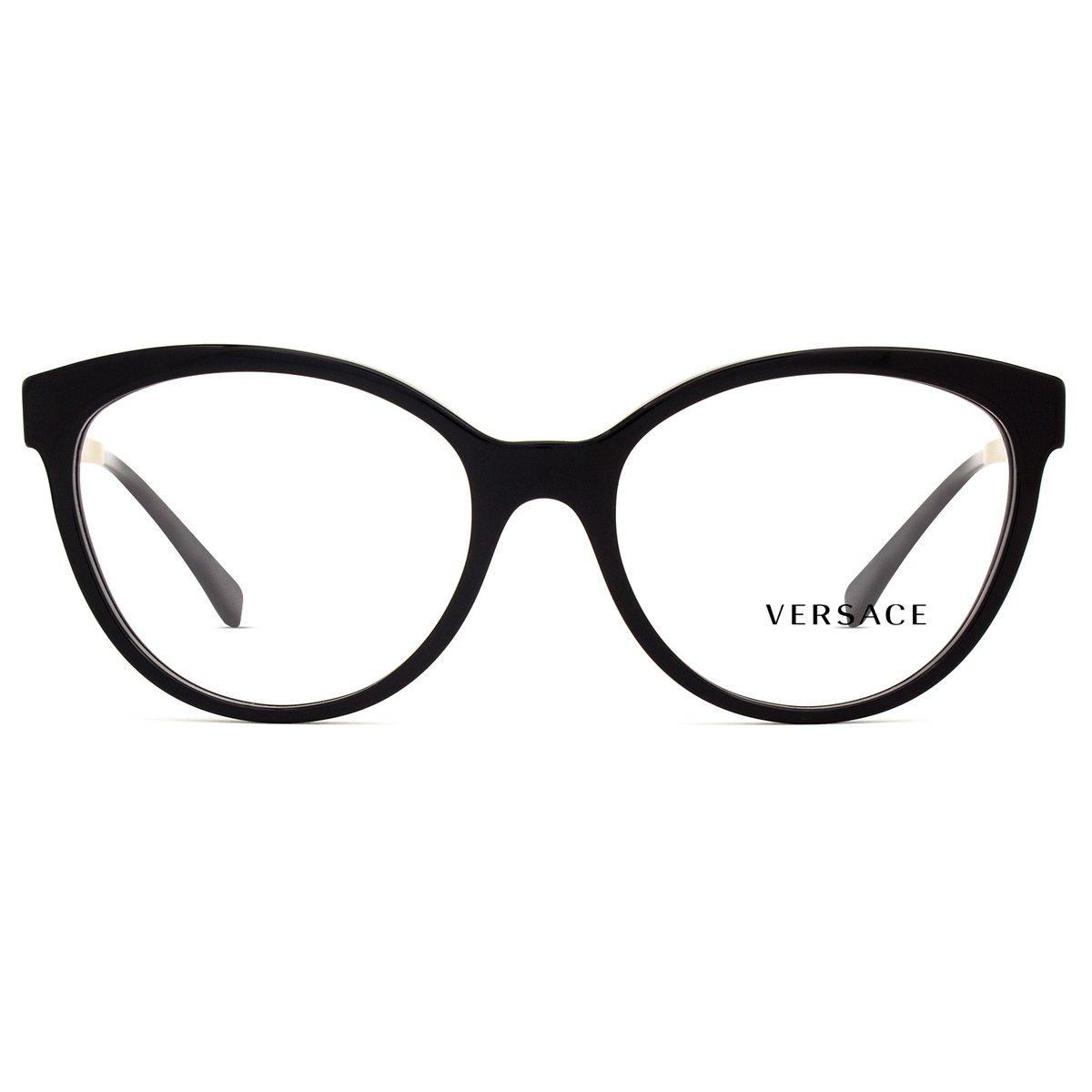 Armação Óculos de Grau Versace VE3237 GB1-54 - Compre Agora   Zattini b5953dfce1