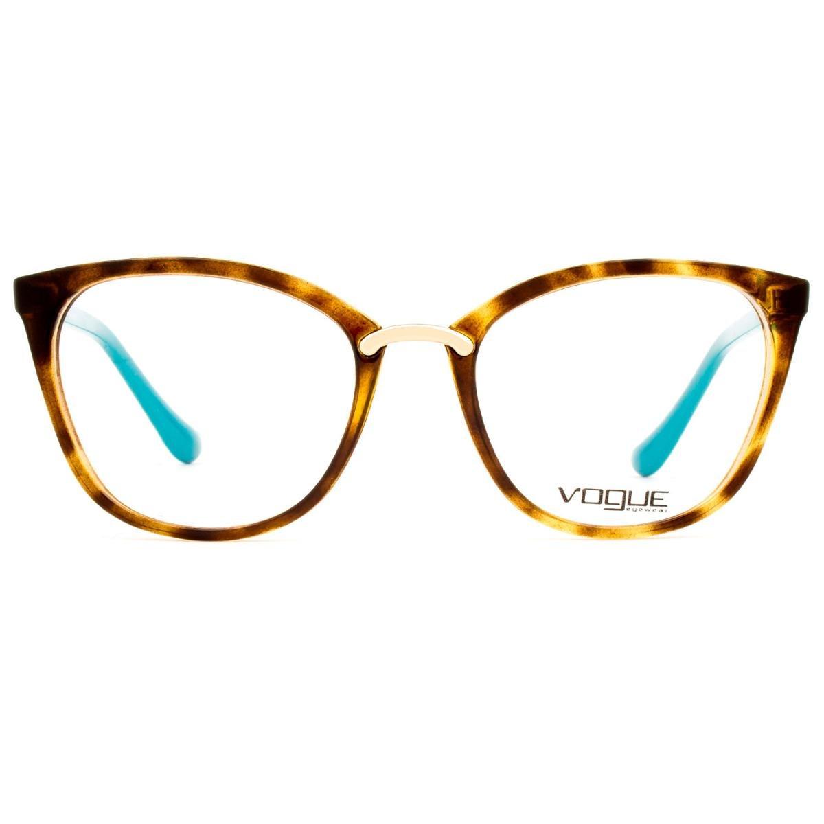 6ce7ef0477c78 Armação Óculos de Grau Vogue Braid VO5121L 2393-51 - Compre Agora ...