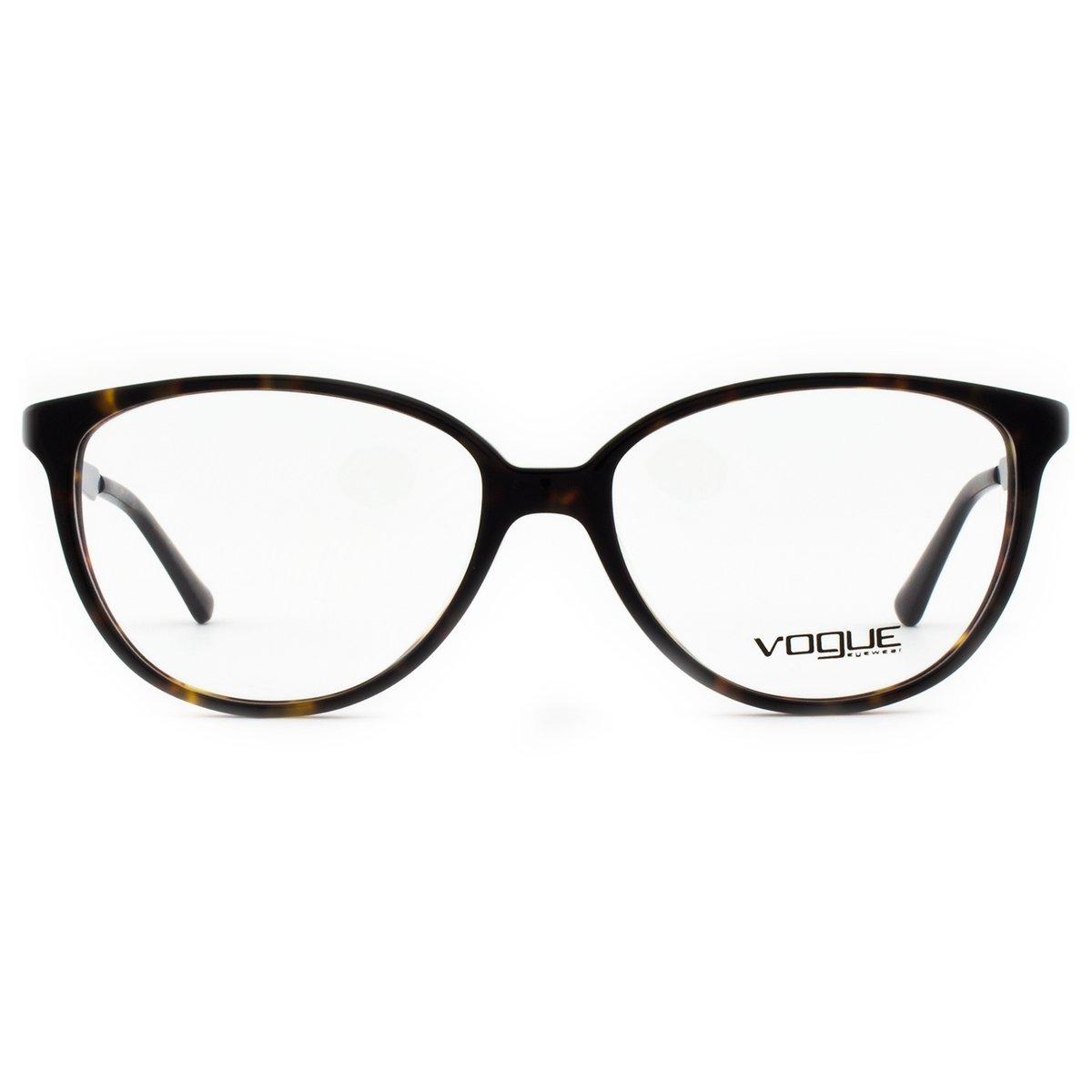 639074a0c Armação Óculos de Grau Vogue Drops VO2866 W656-53 | Zattini