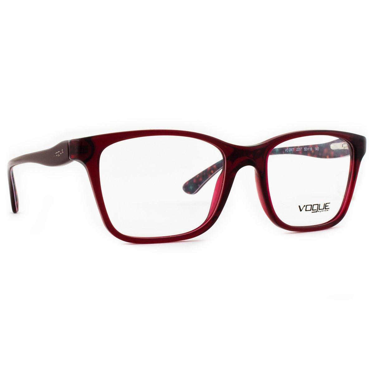 Armação Óculos de Grau Vogue Drops VO2907 2257-52 - Compre Agora ... 65b7975e7b