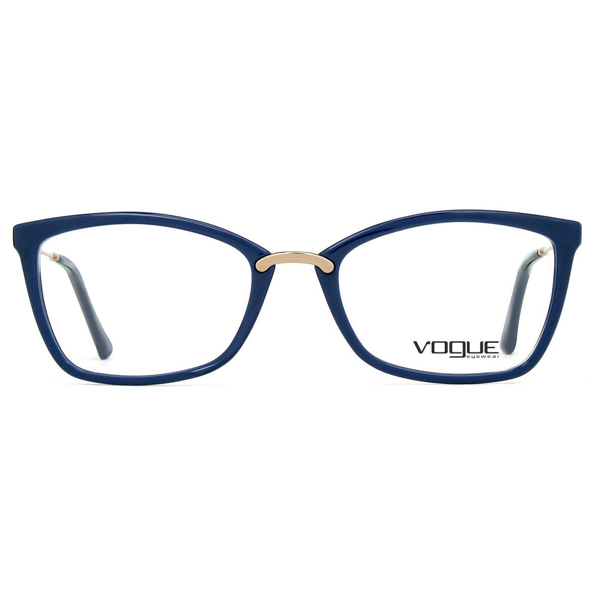 Armação Óculos de Grau Vogue Drops VO5158L 2288-54 - Compre Agora ... 513516d0c4