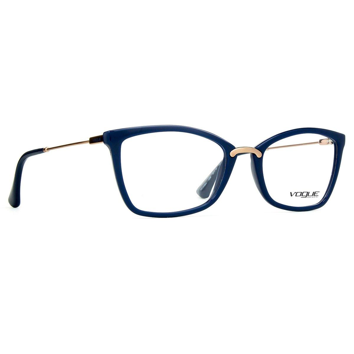 eef3dc2ff6ff1 Armação Óculos de Grau Vogue Drops VO5158L 2288-54 - Compre Agora ...