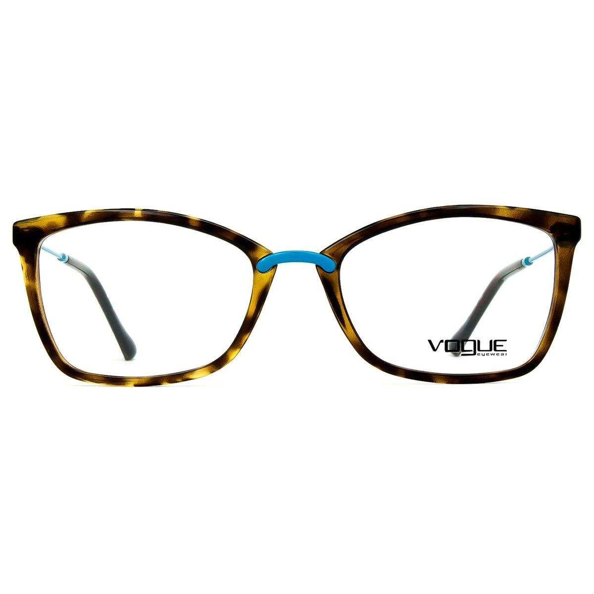 ad1db27a8 Armação Óculos de Grau Vogue Drops VO5158L 2520-54 | Zattini