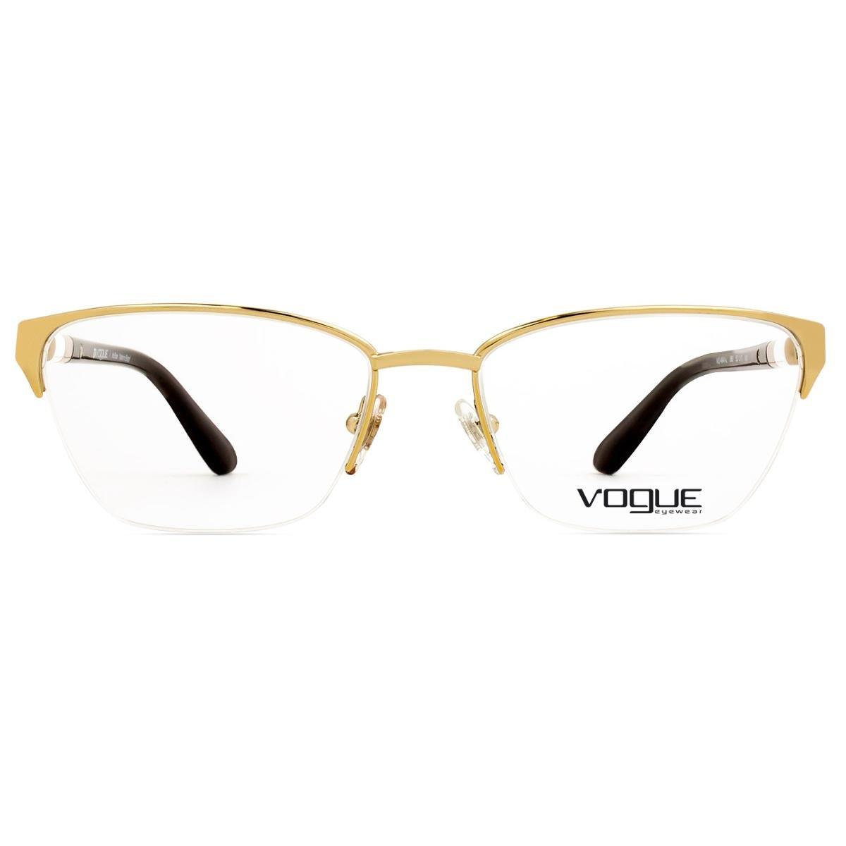 f1cae14458bec Armação Óculos de Grau Vogue Ocean Knot VO4041L 280-53 - Compre ...