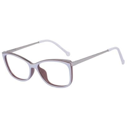 Armação Óculos Para Grau Feminino Isabela Dias Gatinho