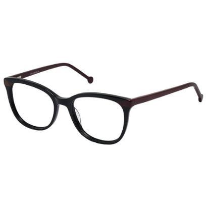 Armação Óculos Para Grau Isabela Dias Retrô Redondo Acetato