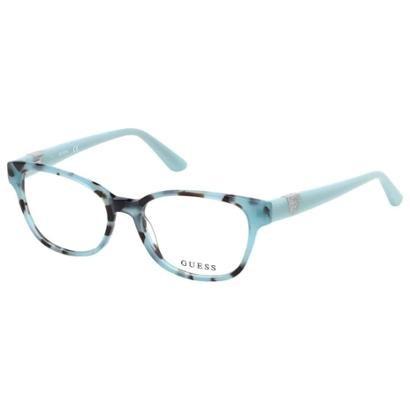 Armação Para Óculos de Grau Guess Feminino
