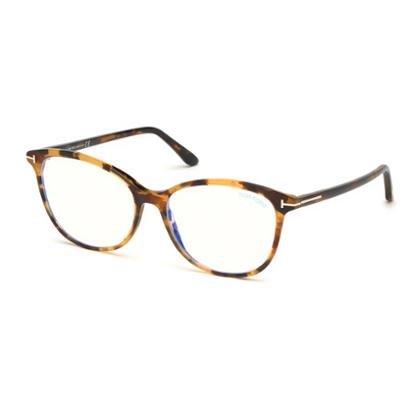 Armação Para Óculos De Grau Tom Ford Feminina-Feminino