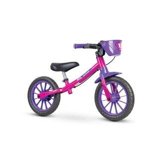 Balance Bike Feminina