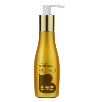 Bálsamo da Cura Lowell Bioplastia Blond 120ml