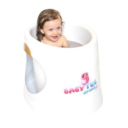 Banheira Babytub Ofurô - Branco - Baby Tub