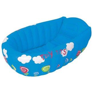 Banheira Bebê - azul