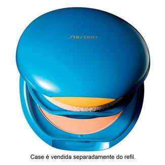 Base Facial Shiseido Refil - UV Protective Compact Foundation FPS35 - Light Beige - SP20