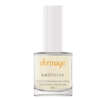 Base Fortalecedora Dermage - Nail Force 1 Un