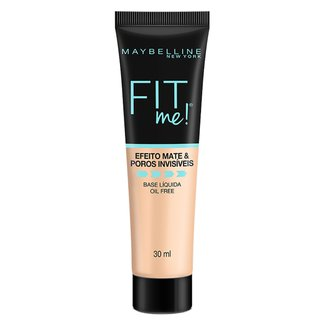 Base Líquida Fit Me! Maybelline N80 - 30ml