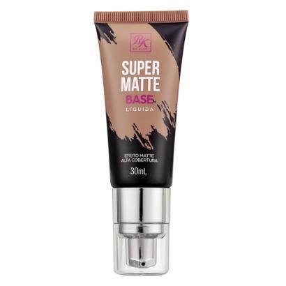 Base Líquida RK by Kiss - Super Matte Areia