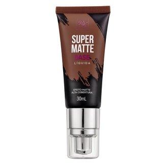 Base Líquida RK by Kiss - Super Matte Café