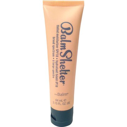 Base Líquida the Balm Balm Shelter Tinted Moisturizer FPS 18 Lighter than Light - Feminino