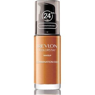 Base Revlon Colorstay Comb/Oily Skin Pump cor Cappucino
