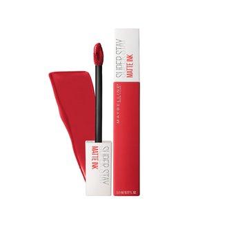 Batom Líquido SuperStay Matte Ink Maybelline Pioneer,  5ml