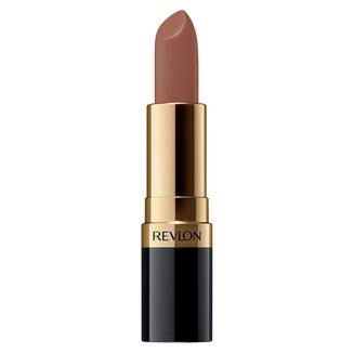 Batom Super Lustrous Lipstick Revlon Sandalwood Beige