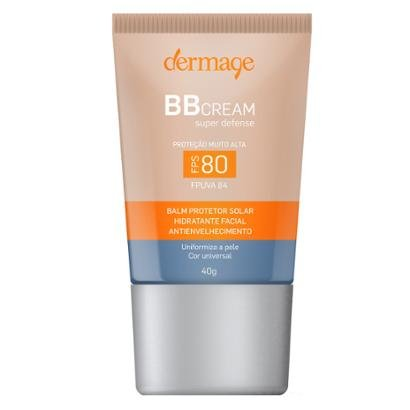 BB Cream FPS 80 Dermage Universal