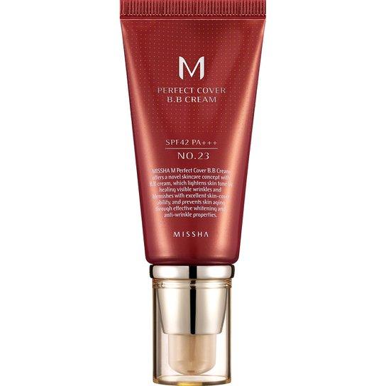 BB Cream Missha M Perfect Cover nº 23 50ml - Incolor