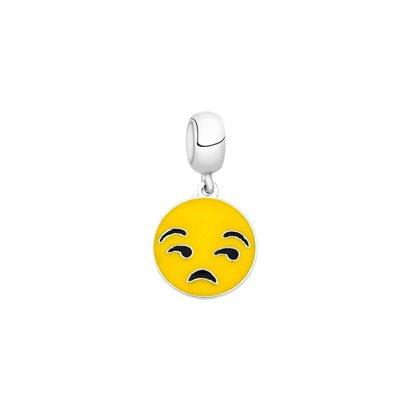 Berloque Emoji Estressado Moments
