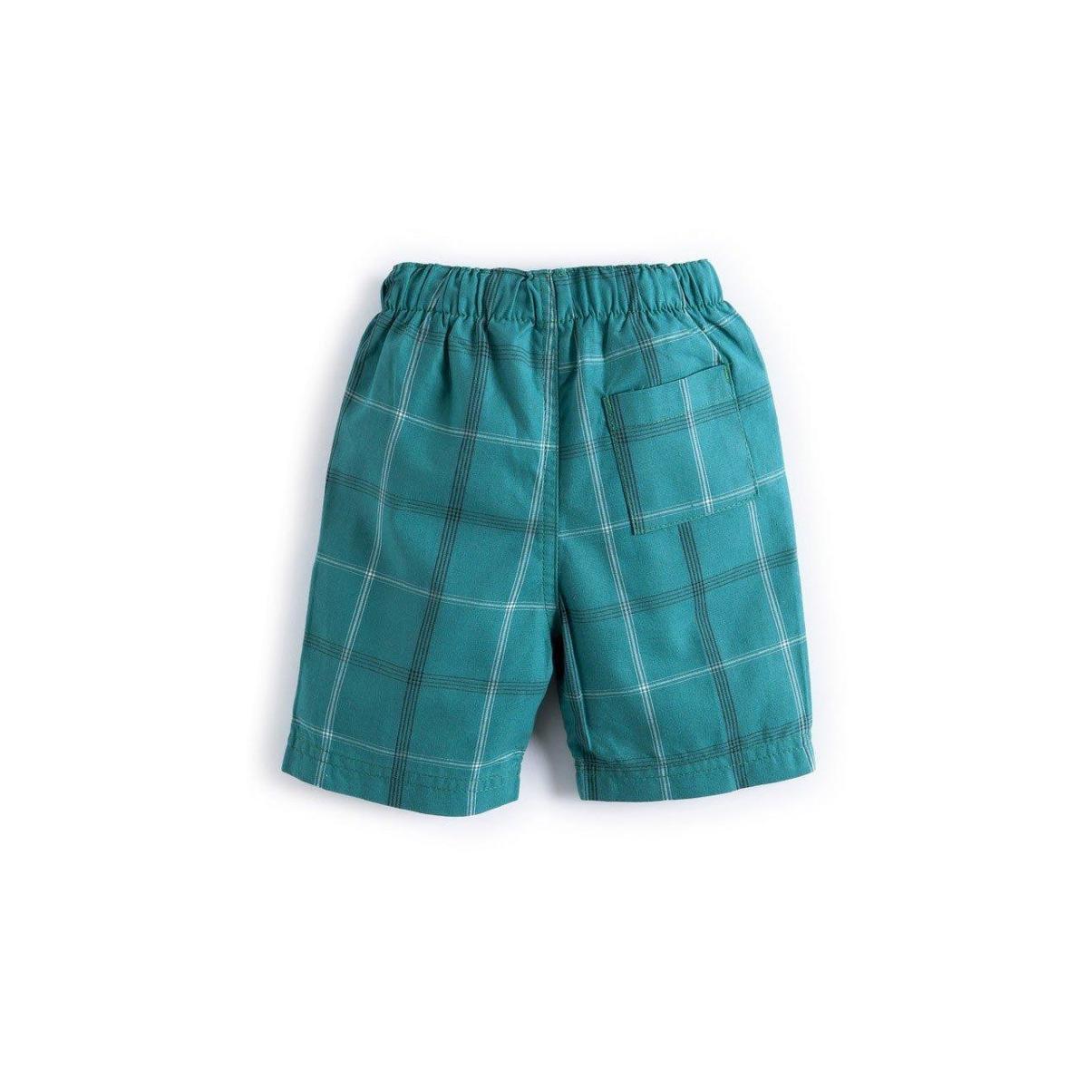 Bermuda BB FT  Reserva Mini Masculina - Verde
