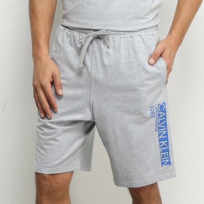 Bermuda Calvin Klein Cotton Masculina