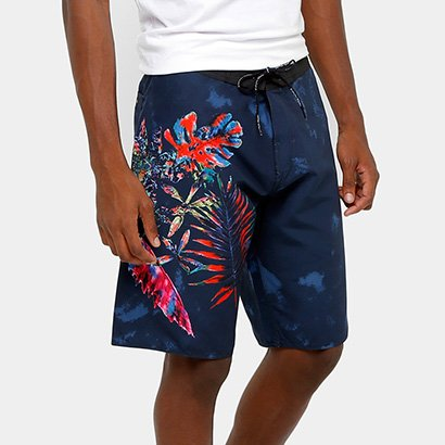 Imagem de Bermuda D'Água Calvin Klein CK Iowa Look Masculina
