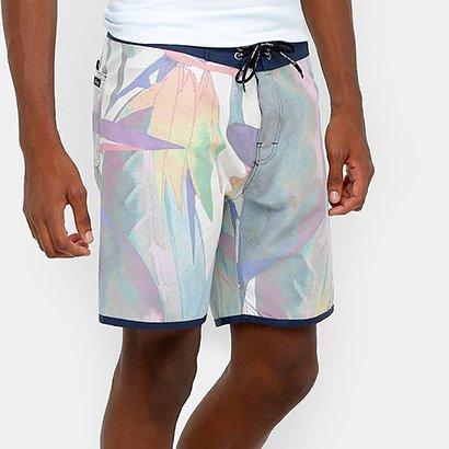 Imagem de Bermuda D'Água Calvin Klein Geométrica Masculina