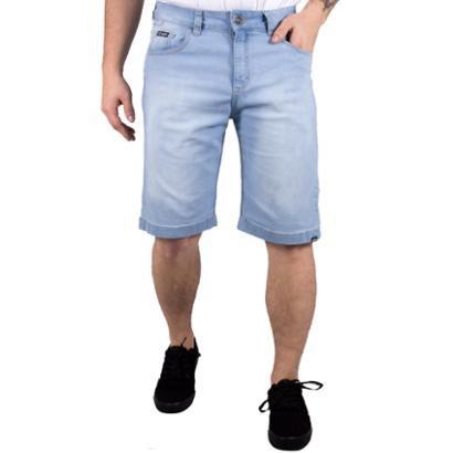 Bermuda Jeans Alfa Doing Bolso Antifurto