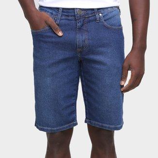 Bermuda Jeans Colcci Slim Masculina