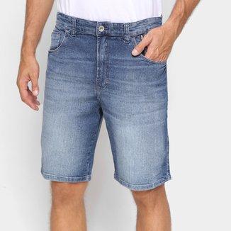 Bermuda Jeans Ellus 2nd Floor Estonada Masculina