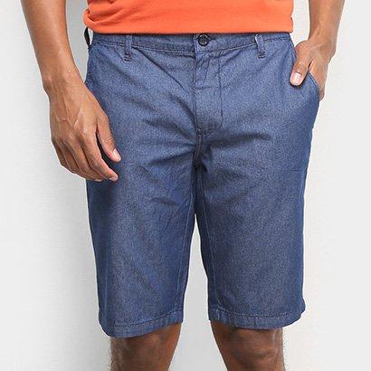 Bermuda Jeans Forum Davi Masculina