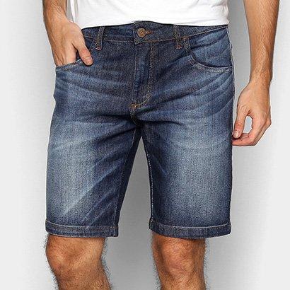Bermuda Jeans Forum Paul Slim Masculina