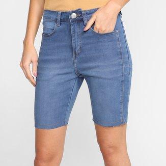 Bermuda Jeans Hering Estonada Feminina