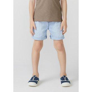 Bermuda Jeans Infantil Masculino