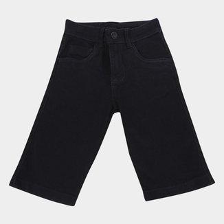 Bermuda Jeans Juvenil Ecxo Básica Masculina