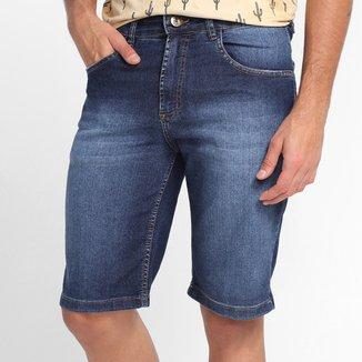 Bermuda Jeans Mucs Masculina