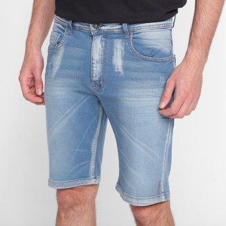 Bermuda Jeans Nicoboco Swifit Masculina