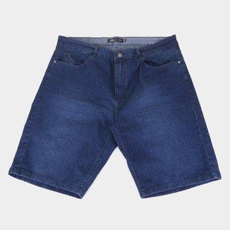 Bermuda Jeans Rip Curl Used Jeans Plus Size Masculina